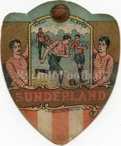 1890's SAFC Baines Card