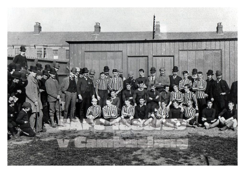 SAFC v Cambuslang 1888/89