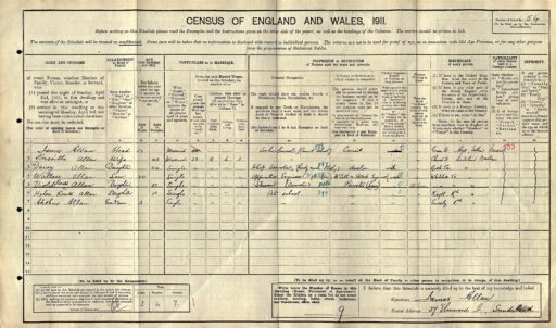 james-allan-1911-census-cropped