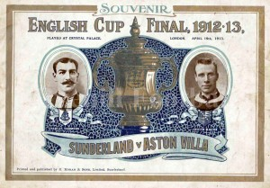 W - 1913 FAC Final Programme Cover