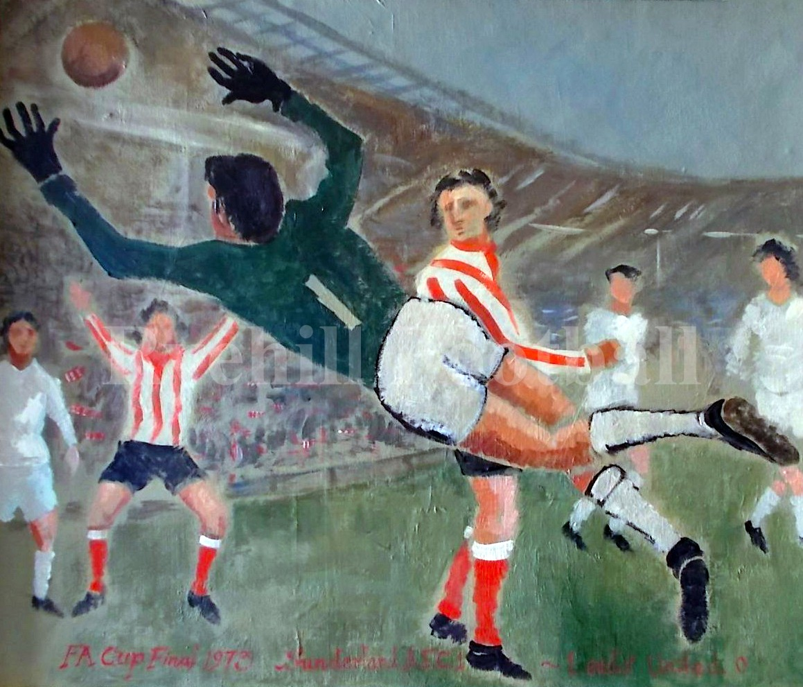 Spirit of Football - Page 30 W-1973-Painting