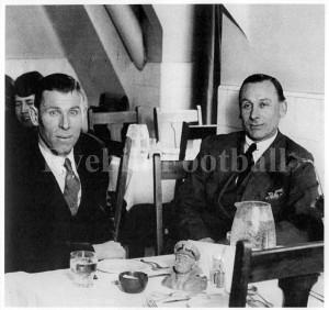 harlie Buchan and Jack Hobbs
