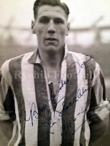 W - Len Shackleton 1946