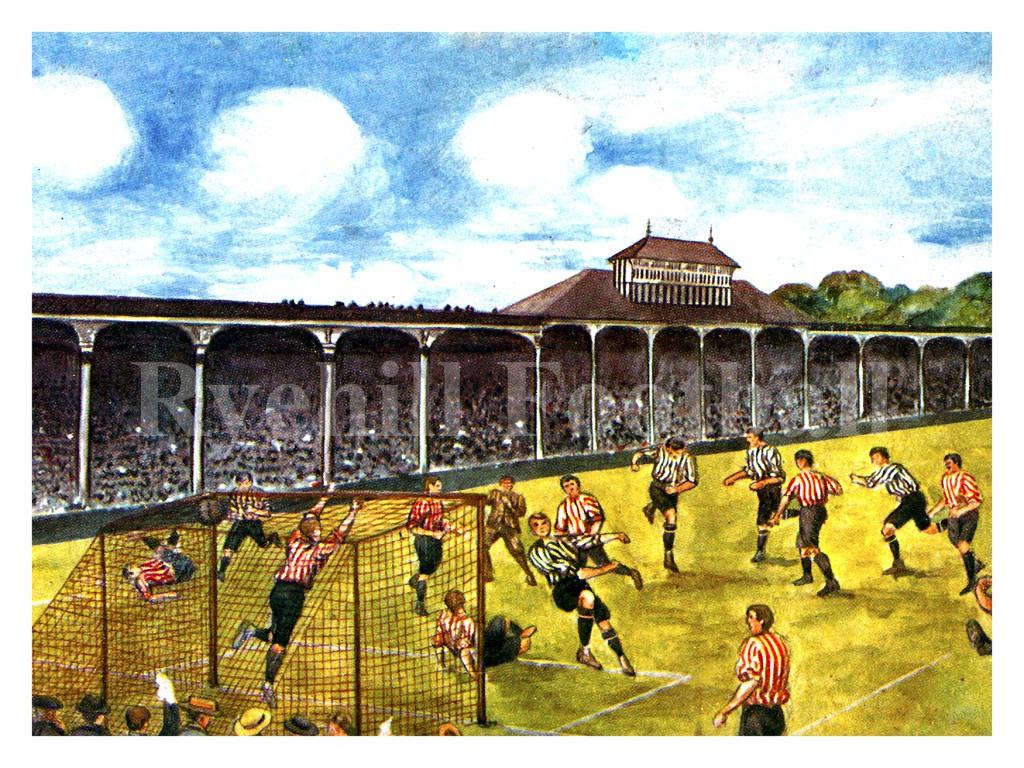 W - NUFC v SAFC 1902