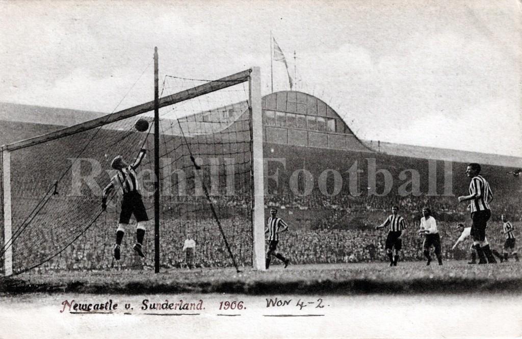 W - NUFC v SAFC 1906