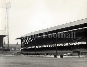 Roker Park - Main Stand