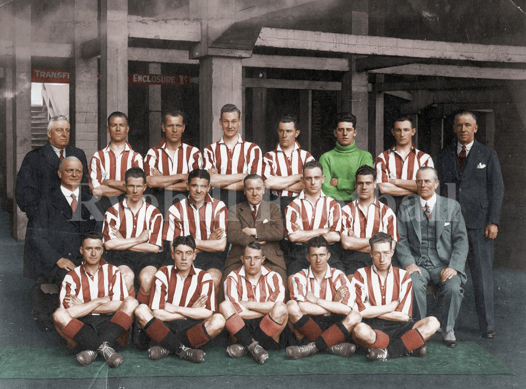 SAFC 193233 - Underneath The Roker End