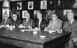 SAFC Board 1963 2