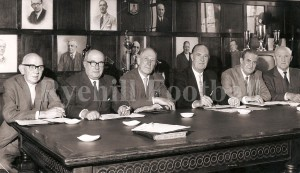 W - SAFC Directors 1963 Front