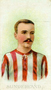 SAFC Scissors Cigarette Card025