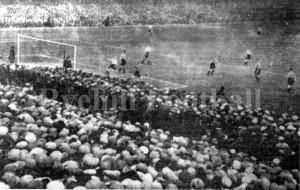 SAFC v Derby 1933