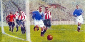 SAFC v Man City 1932 - Large