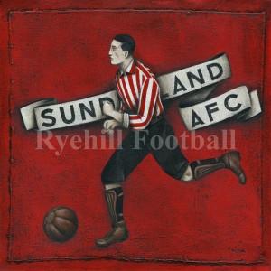 W - Victorian Sunderland AFC