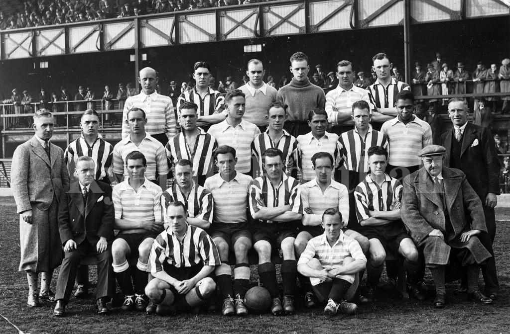 W - v Racing Club 1933