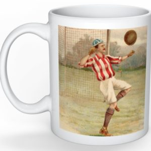 SAFC's iconic goalie Ned Doig