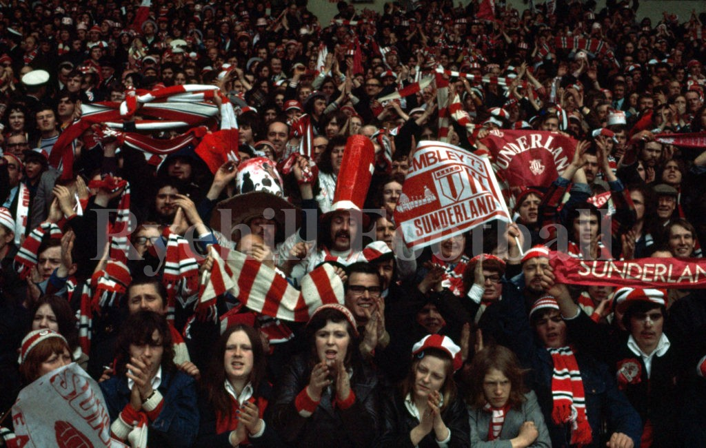The Roker Roar At Wembley