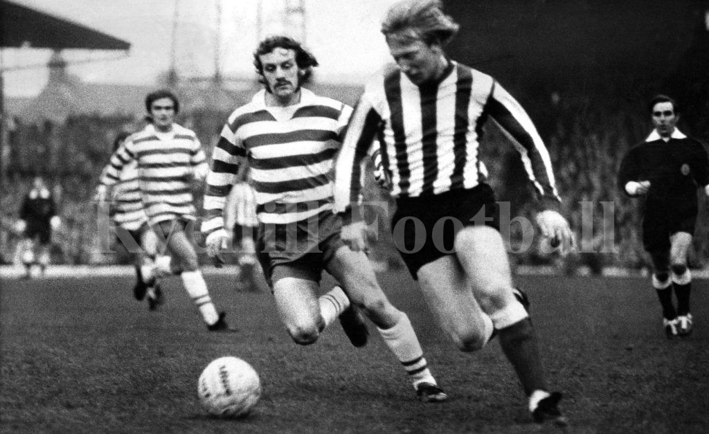 Mick Horswill v Reading at Roker Park