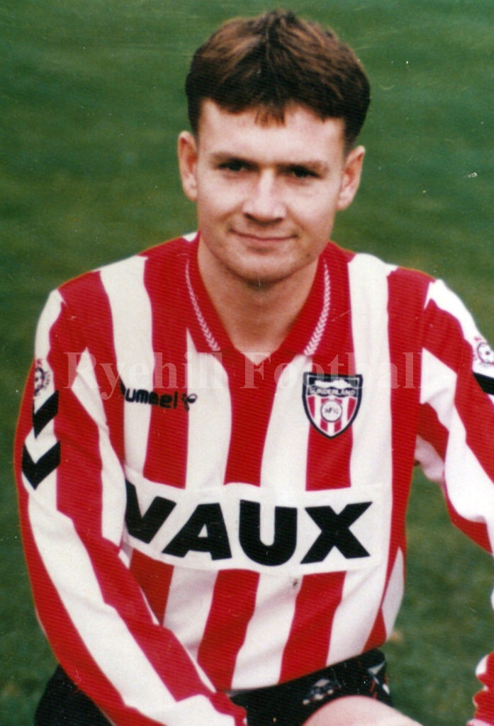 Craig Russell, on form v Millwall.