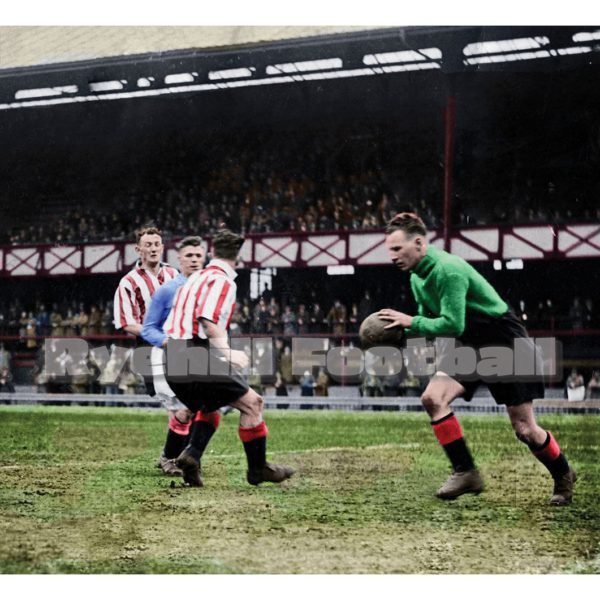 James Thorpe - Gave his life for Sunderland AFC