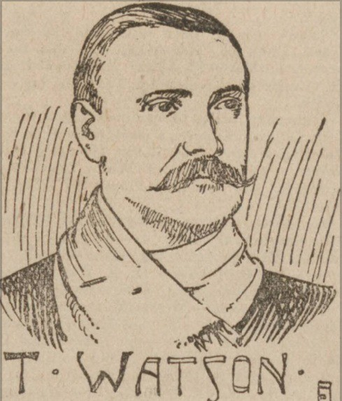 Tom Watson circa 1899