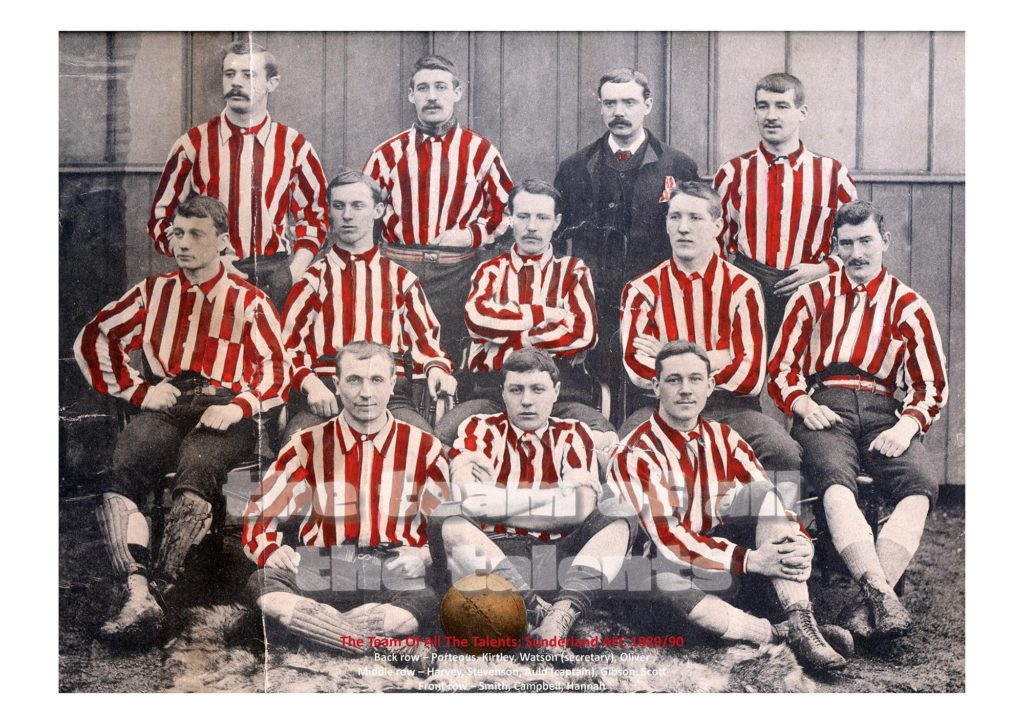Sunderland AFC's greatest ever team - The Team Of All The Talents