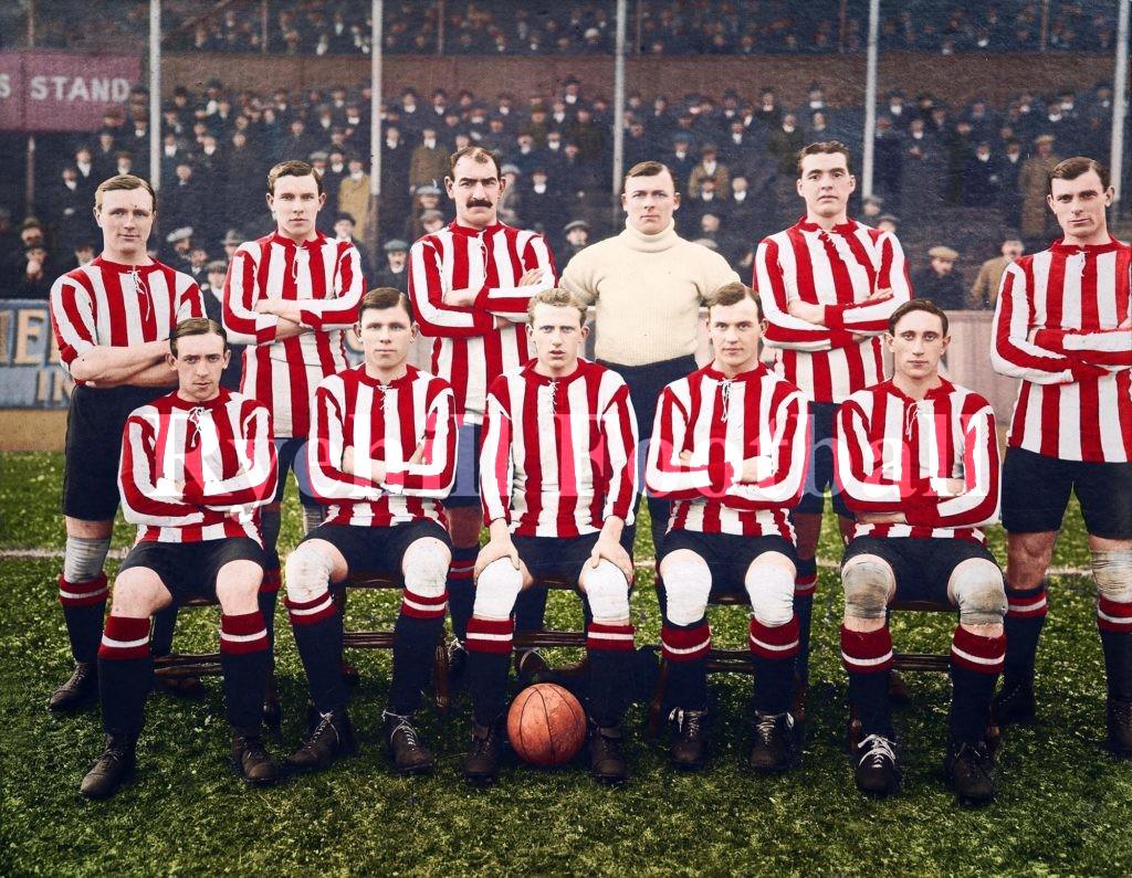SAFC - 1913 League Champions