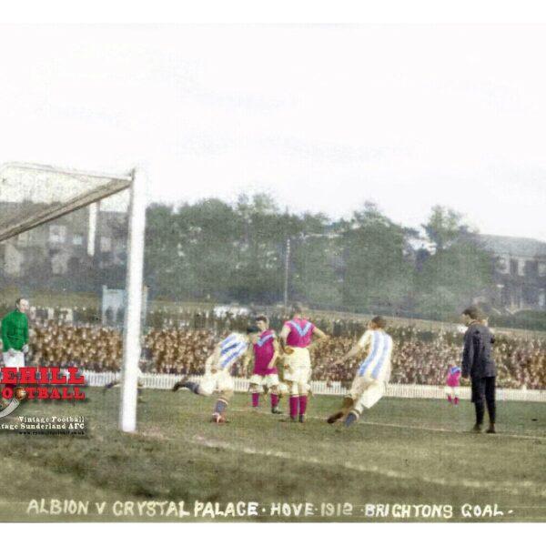 brighton v palace 1912 ebay